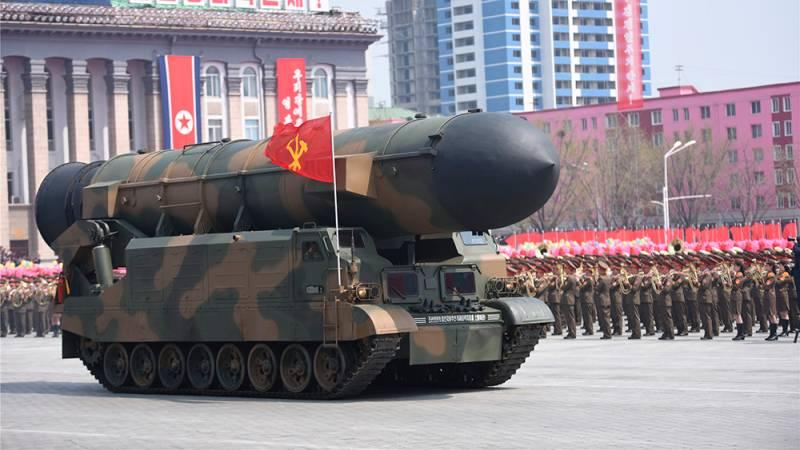 КНДР готовится провести очередное испытание ядерного оружия
