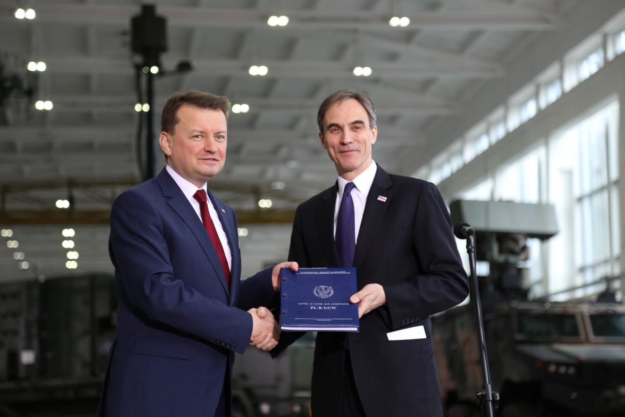 Польша подписала контракт на закупку первой партии зенитных ракетных систем Patriot