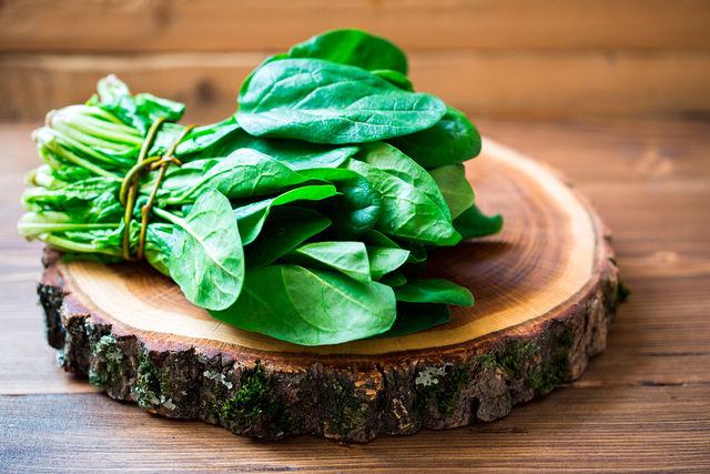 Ценные свойства шпинат сохраняет при любой термической обработке