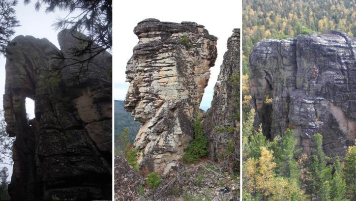 Загадочные мегалиты Сибири: Развалины доисторических цивилизаций или насмешка природы?
