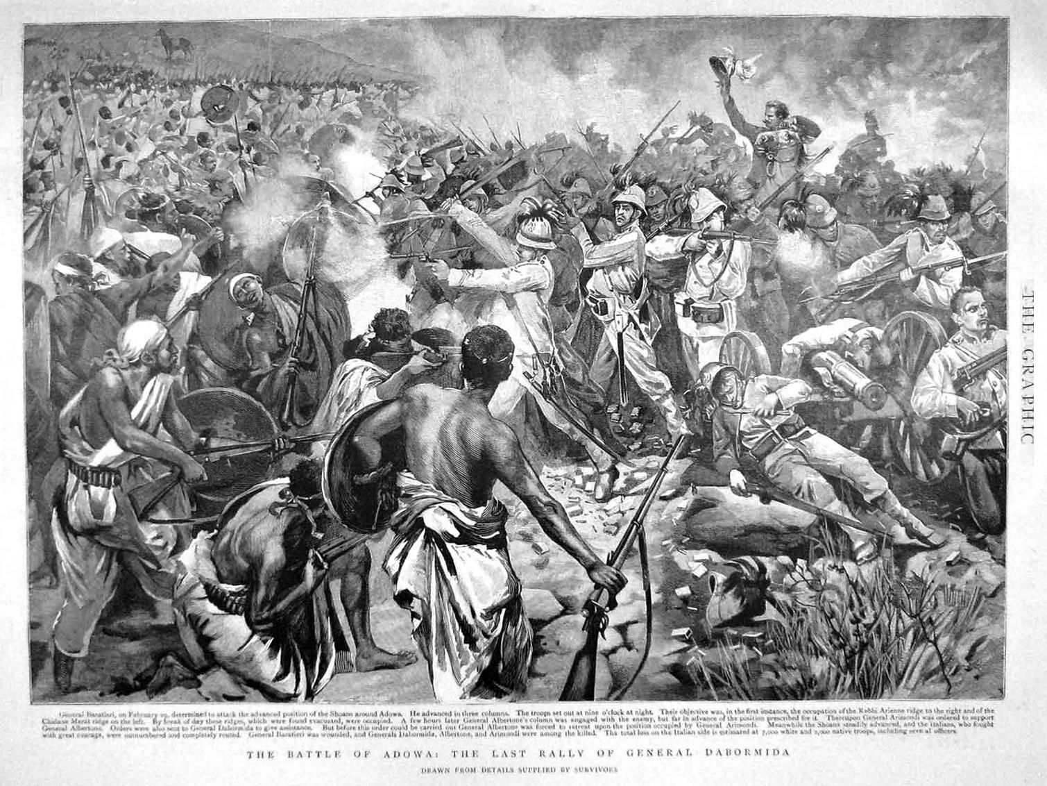 Итало-эфиопская война и международная политика