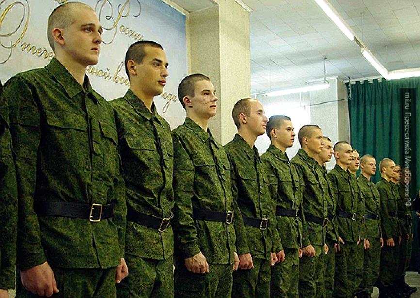В России могут поднять планку призывного возраста до 30 лет