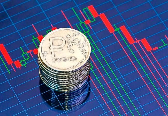 Россия бьет санкции низкой инфляцией