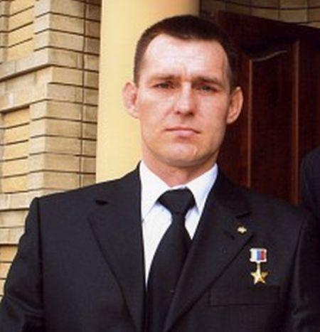 Герой России — Юрий Сорокин