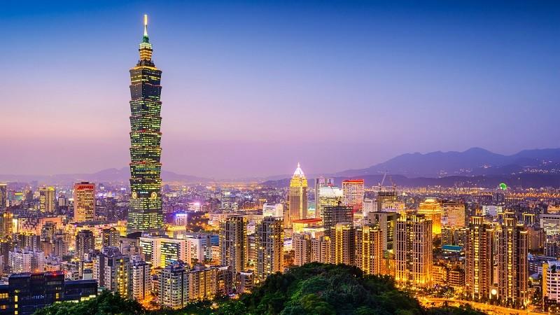 8. Небоскреб «Тайбэй 101», Тайвань история, лифт, мир, необычно, путешествия, факты