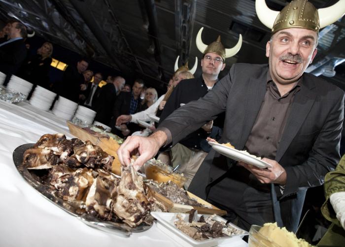 Январский фестиваль «Торраблот» в Исландии – возможность попробовать многие традиционные блюда северной Европы