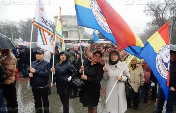 Протест вМолдавии: учителя могут сорвать выпускные экзамены