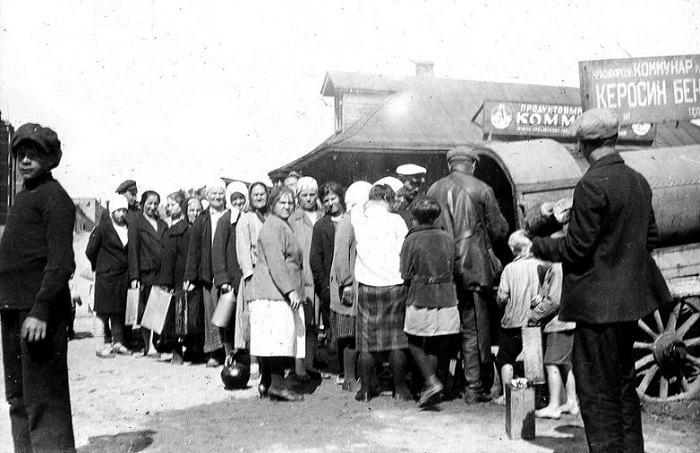 Итальянские дипломаты об СССР 1924-41: Голод, волнения, неверие в Сталина, апатия