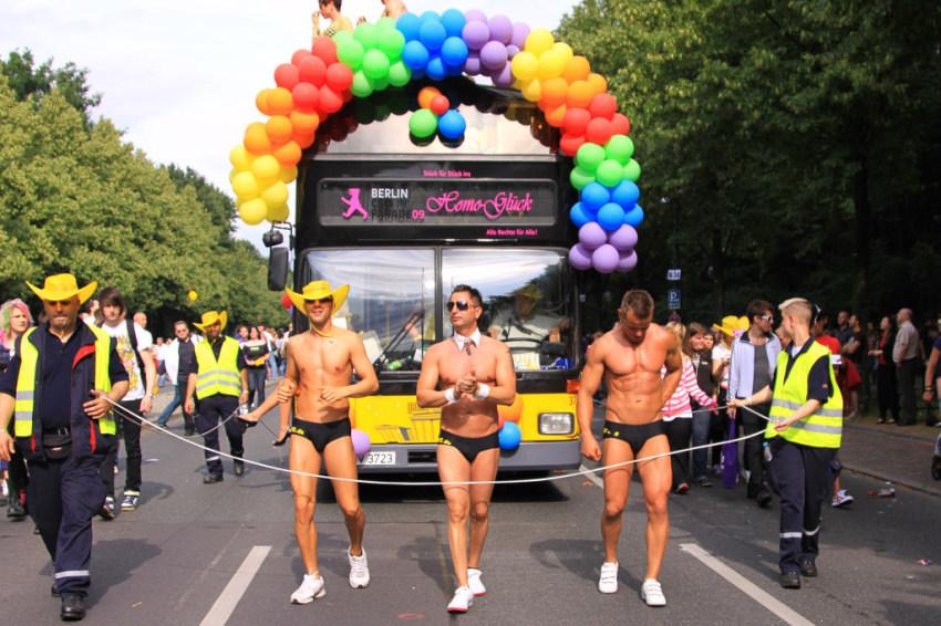 Парламент ФРГ принял закон о реабилитации мужчин, осужденных за однополые связи