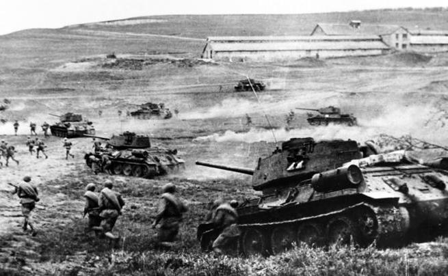 Три танка — одним снарядом Самый результативный выстрел Великой Отечественной войны
