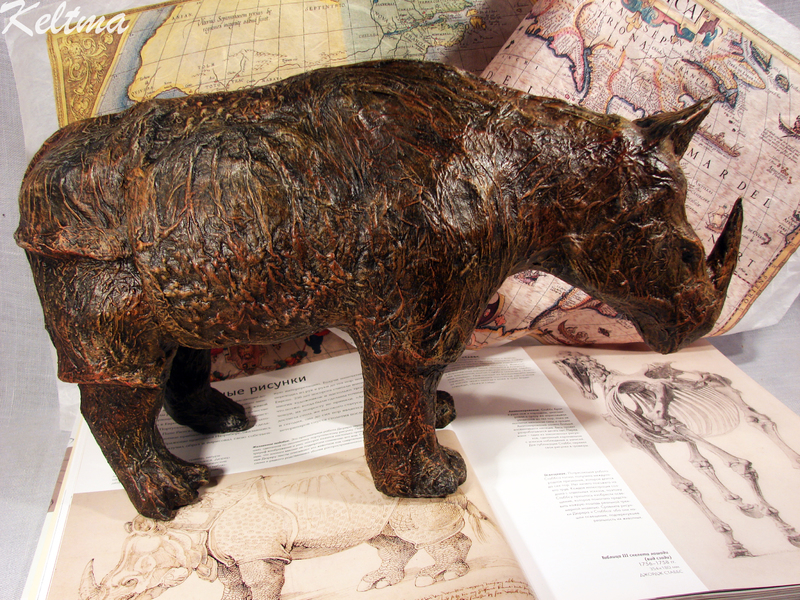 Носорог по Дюреру