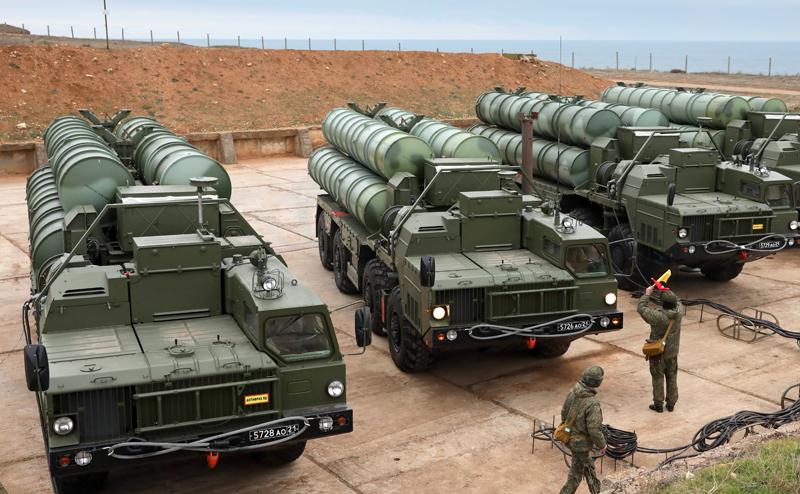 Эрдоган меняет российские С-400 на курдов