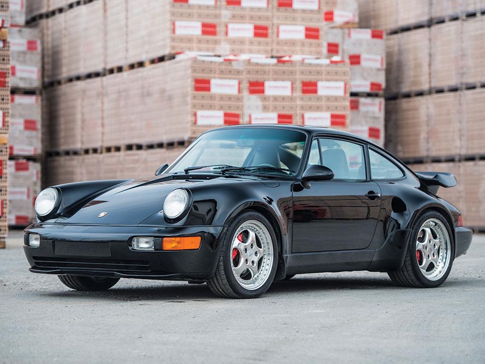 Парижские торги RM Sotheby's, украденная F40 и путешествие по Европе на редчайшей Porsche 959 Sport