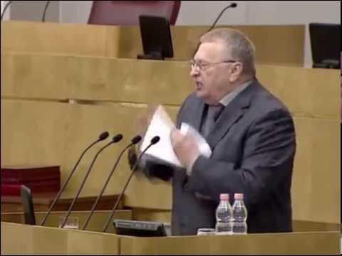 """""""Позор всей вашей власти!"""" Жириновский пообещал массовые протесты по всей России"""