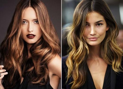 11 модных цветов волос, которые будут в моде в 2017 году