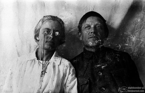 Первая леди УНР, или Муж и жена одна сатана (редкие фото)