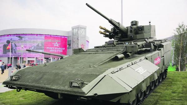 Убойный калибр: БМП и БТР вооружат мощными пушками-пулеметами