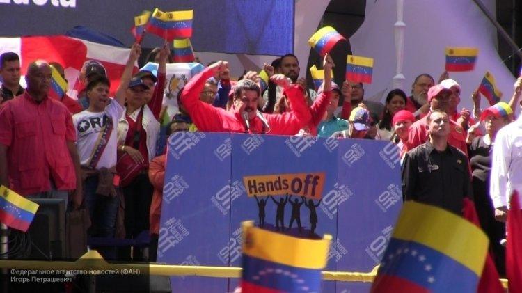 Рябков иАбрамс«сверят часы» по Венесуэле.