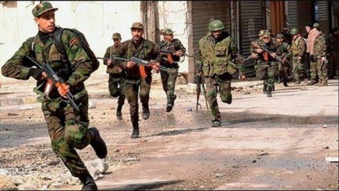 Сирия: армия Асада берет под…