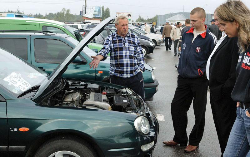 Как нас обманывают продавцы подержанных автомобилей
