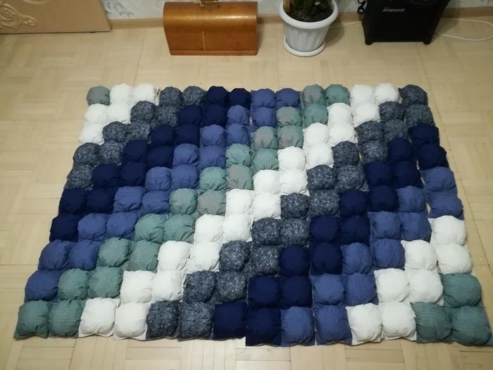 Бисквитное одеяло своими руками Рукоделие, Handmade, Своими руками, Patchwork, Лоскутное шитье, Длиннопост