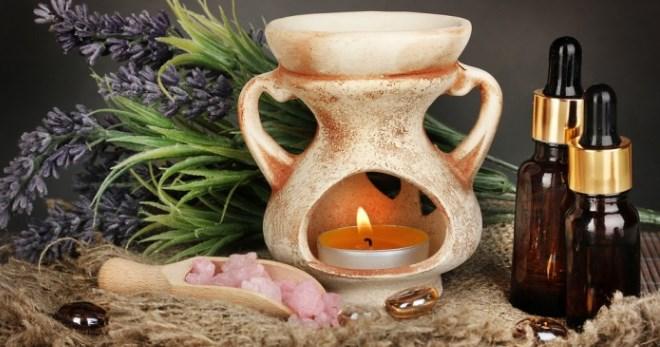Ароматерапия – эфирные масла (таблица) и важные особенности процедуры