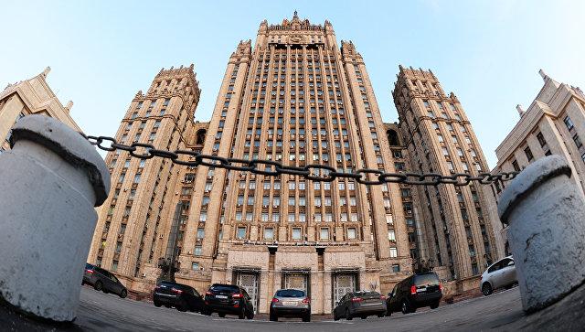 """""""Мы свои территории не возвращаем"""": МИД ответил на заявления США по Крыму"""