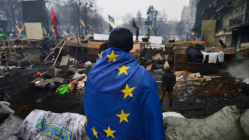 """""""Пидманула ты меня"""". Депутат Рады об обмане со стороны ЕС."""