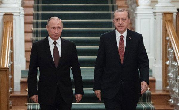 Россия знает, как наказать высокомерного Эрдогана