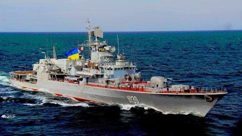 Активист Майдана Дацюк о ВМСУ: флот Украины ни на что не способен