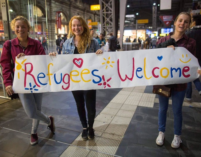 Министр  Германии предложила…