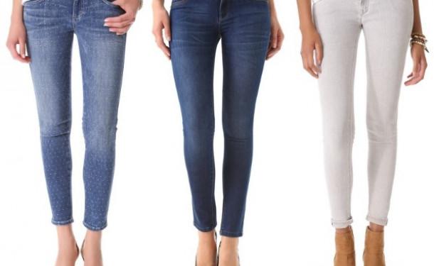 Как выбрать идеальные джинсы, с учетом вашего типа фигуры