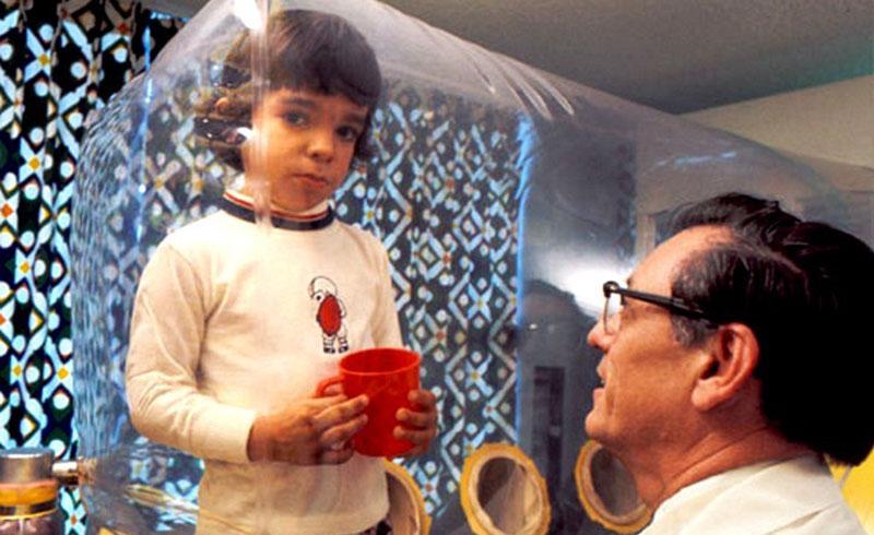 Мальчик в пузыре: стерильная жизнь Дэвида Веттера