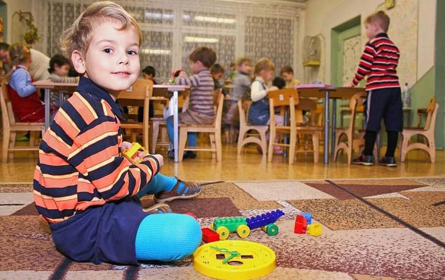 Русским детям в европейских детских садах не место!