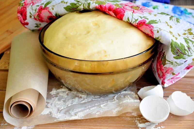 Тесто для пирожков: рецепты и советы хозяюшкам