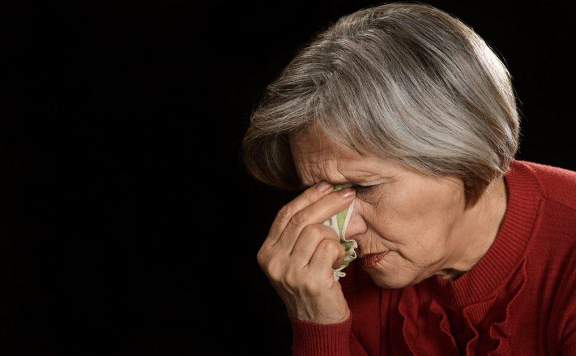 Муж ушел после 40 лет брака …