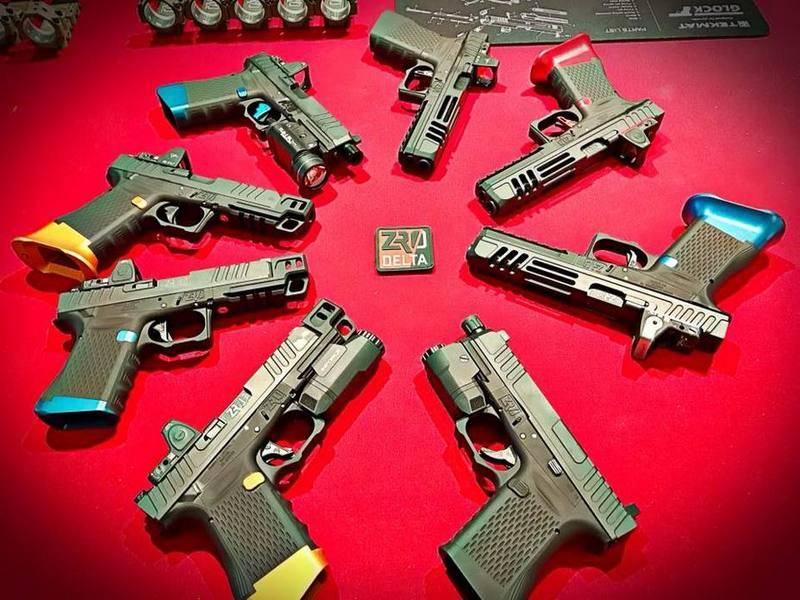 """В США создали """"самый модульный"""" пистолет"""