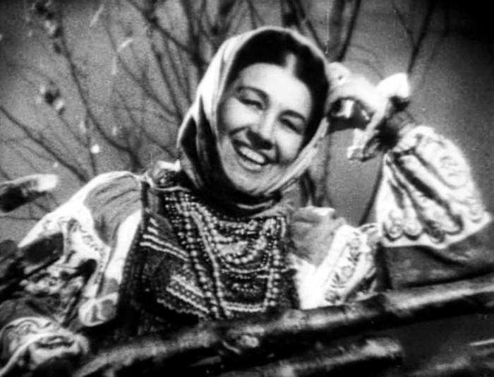 Царица русской народной песни