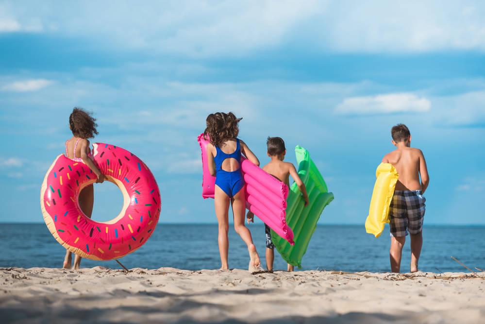 почему дети боятся плавать