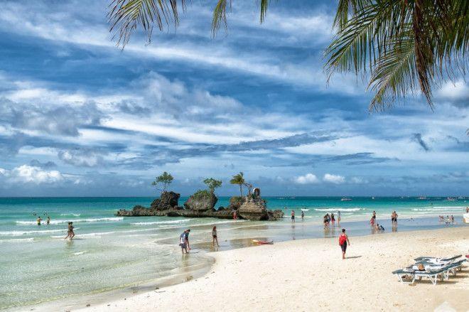 25 лучших пляжей мира — от самых популярных до абсолютно необитаемых