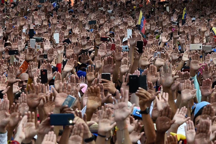Кто стоит за событиями в Венесуэле?