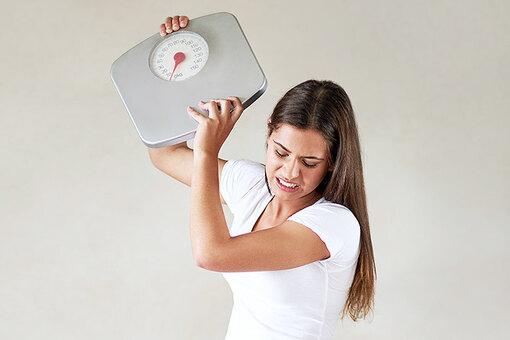 5 причин, по которым диета «не работает»
