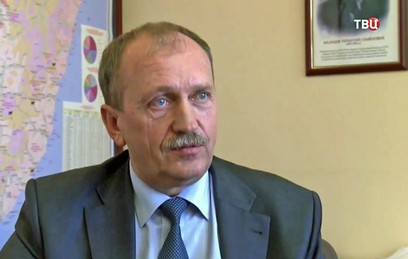 Вице-губернатор Приморья Сидоренко помещен под домашний арест