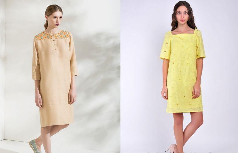 Платье мечты для тонкой талии: 14 лучших силуэтов для теплого сезона.