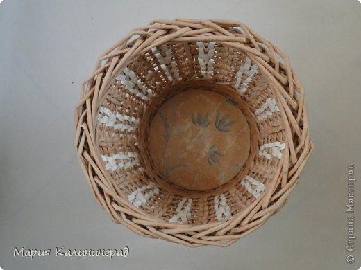 Очень красивые плетенки из газет от Марии Калининград (23) (520x390, 128Kb)
