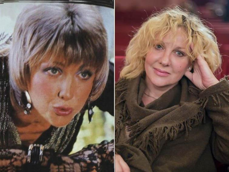 Первые красавицы нашего кино конца 80-х . Как сложилась жизнь первых секс-символов СССР после славы