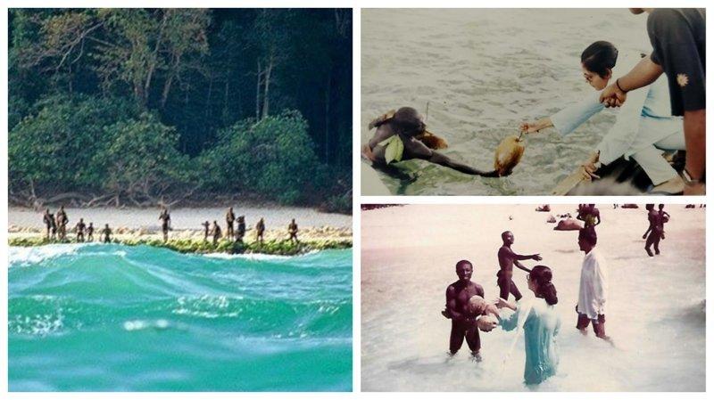 Туземцы этого острова убивают всех незнакомцев, но однажды сделали исключение