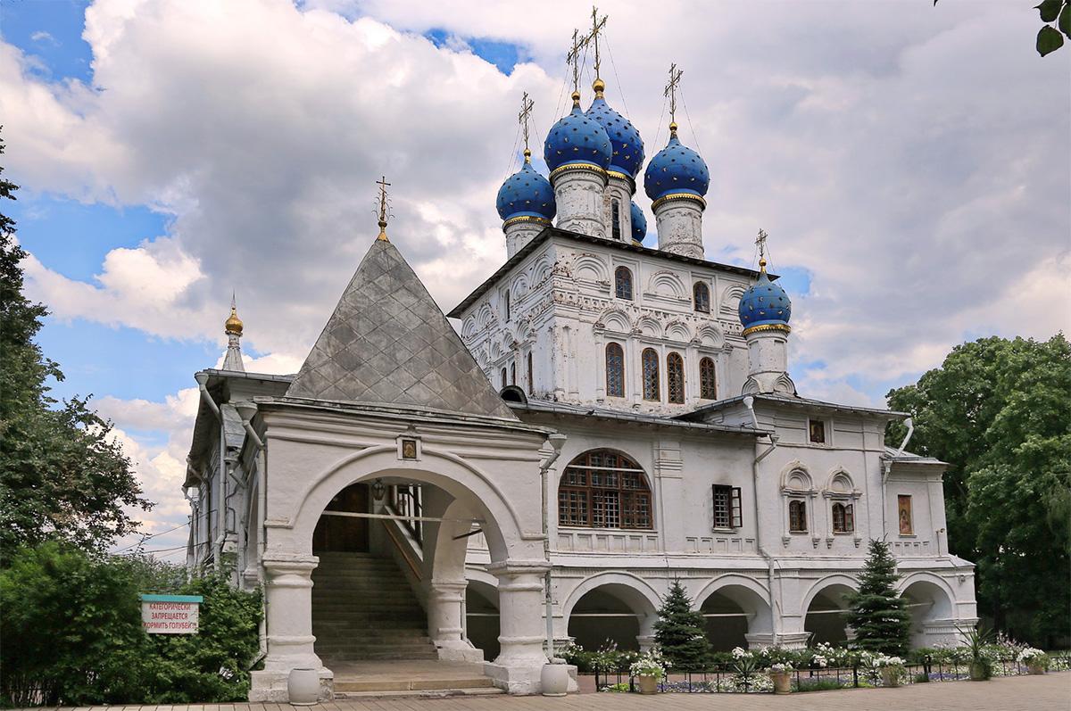 Московские легенды. Подземелья в Коломенском