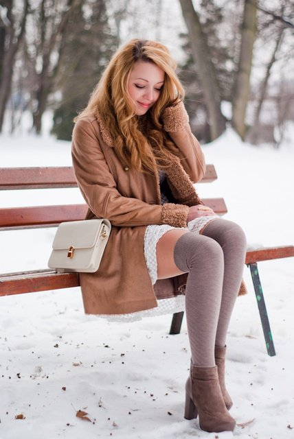 Шесть способов выглядеть стильно, если на улице холоднее -20