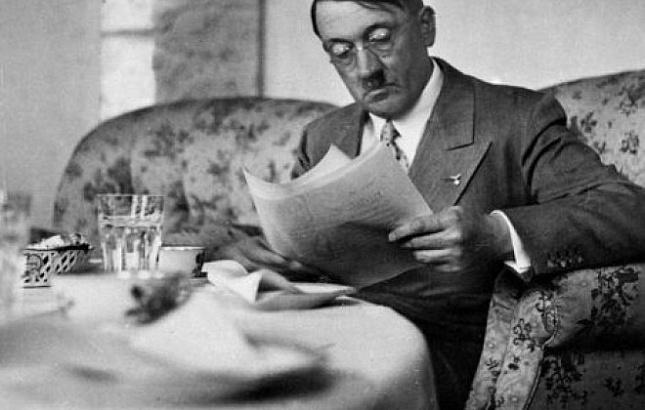 Историк сообщил что ел Адольф Гитлер на ужин перед смертью